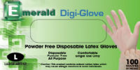 picture of box of Digi-Glove powder-free latex gloves