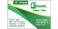 image of box of Emerald paper tape