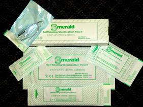picture of Emerald sterilization pouches