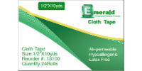 image of box of Emerald cloth tape