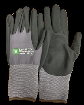pair of my bad industrial gloves